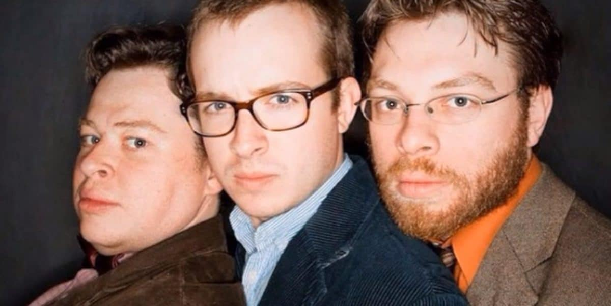 The Brothers McElroy